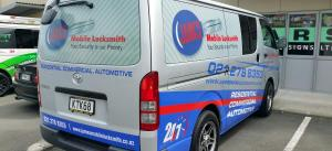 Vehicle Signs & Wraps